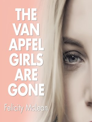 cover image of The Van Apfel Girls Are Gone
