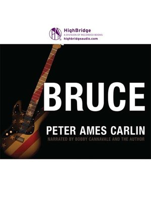 cover image of Bruce