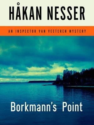 cover image of Borkmann's Point--An Inspector Van Veeteren Mystery