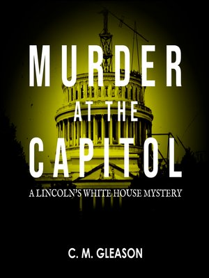cover image of Murder at the Capitol