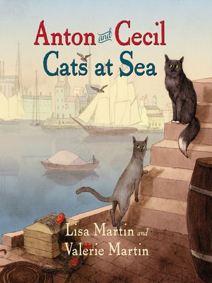cover image of Anton and Cecil--Cats at Sea