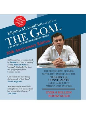 cover image of The Goal