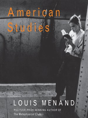 cover image of American Studies