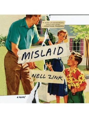 cover image of Mislaid