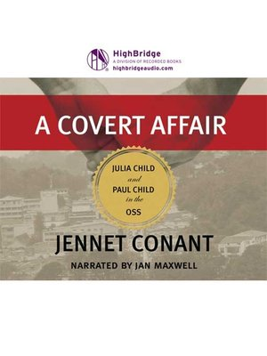 cover image of A Covert Affair