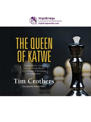 cover image of The Queen of Katwe