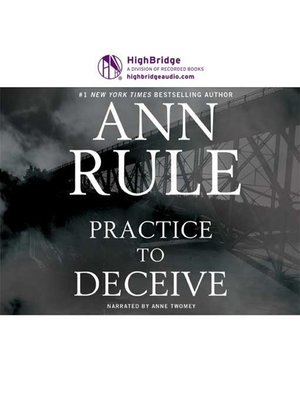 cover image of Practice to Deceive