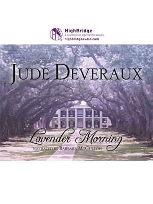 cover image of Lavender Morning
