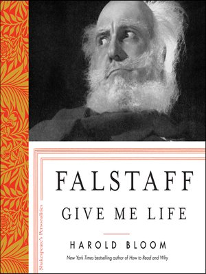 cover image of Falstaff