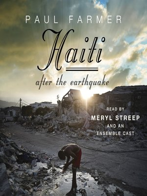 cover image of Haiti After the Earthquake