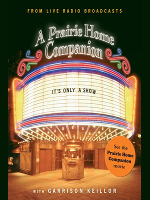 cover image of It's Only a Show