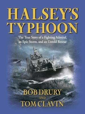 cover image of Halsey's Typhoon