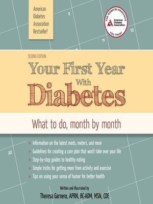 cover image of Your First Year with Diabetes
