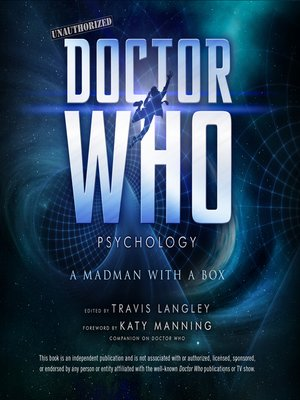 cover image of Doctor Who Psychology