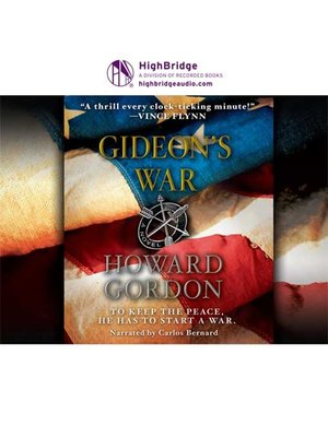 cover image of Gideon's War