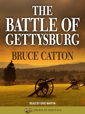 cover image of The Battle of Gettysburg