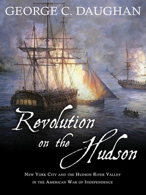 cover image of Revolution on the Hudson