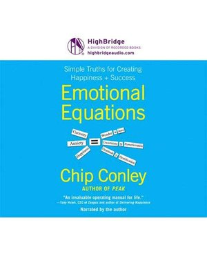 cover image of Emotional Equations