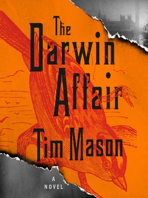 cover image of The Darwin Affair