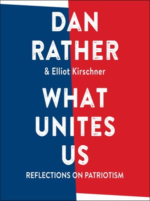 cover image of What Unites Us