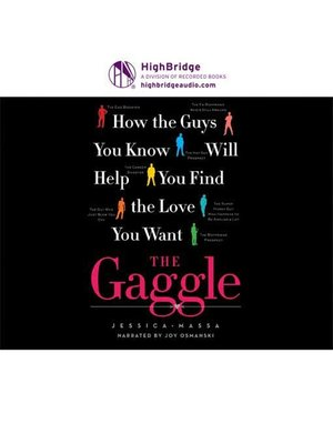 cover image of The Gaggle