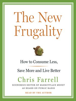 cover image of The New Frugality