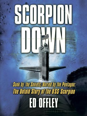 cover image of Scorpion Down