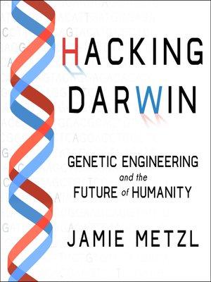 cover image of Hacking Darwin