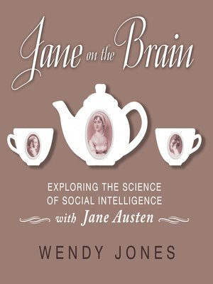 cover image of Jane on the Brain