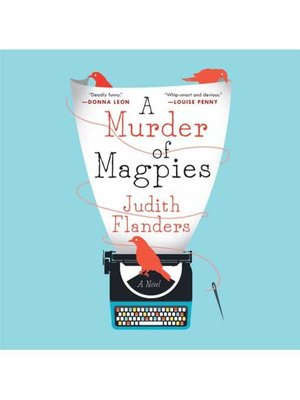 cover image of A Murder of Magpies