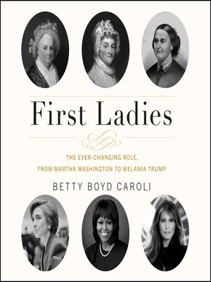 cover image of First Ladies