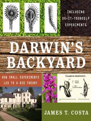 cover image of Darwin's Backyard