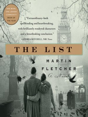 cover image of The List