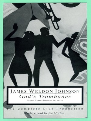 cover image of God's Trombones