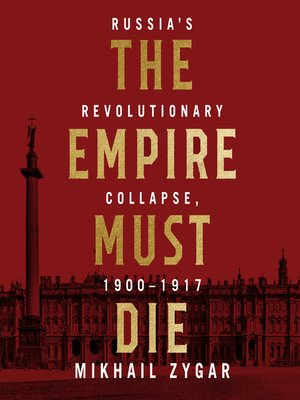 cover image of The Empire Must Die