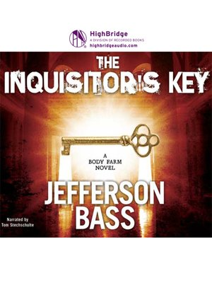 cover image of The Inquisitor's Key