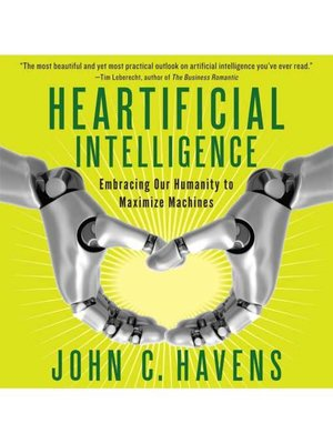 cover image of Heartificial Intelligence