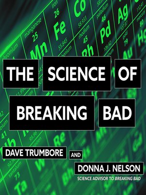 cover image of The Science of Breaking Bad