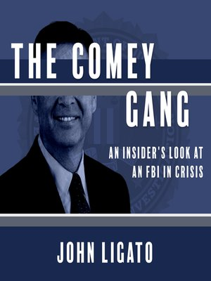 cover image of The Comey Gang