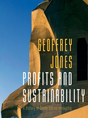 cover image of Profits and Sustainability