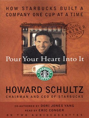 cover image of Pour Your Heart Into It