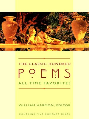 cover image of The Classic Hundred Poems
