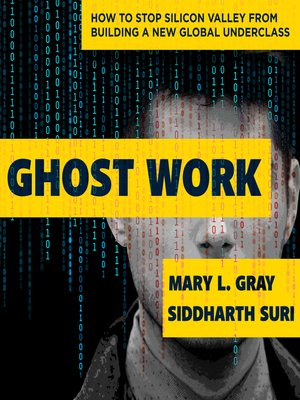 cover image of Ghost Work