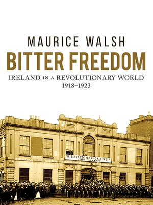 cover image of Bitter Freedom