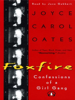 cover image of Foxfire