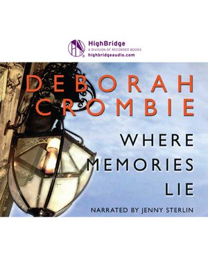 cover image of Where Memories Lie