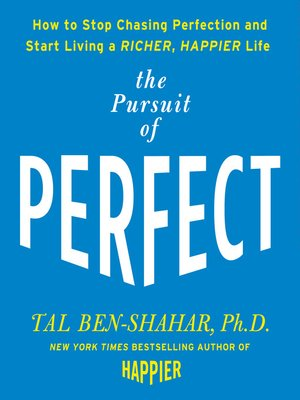 cover image of The Pursuit of Perfect
