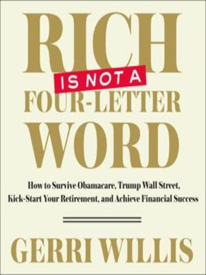 cover image of Rich is Not a Four-Letter Word