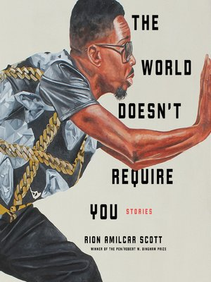 cover image of The World Doesn't Require You