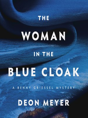 cover image of The Woman in the Blue Cloak